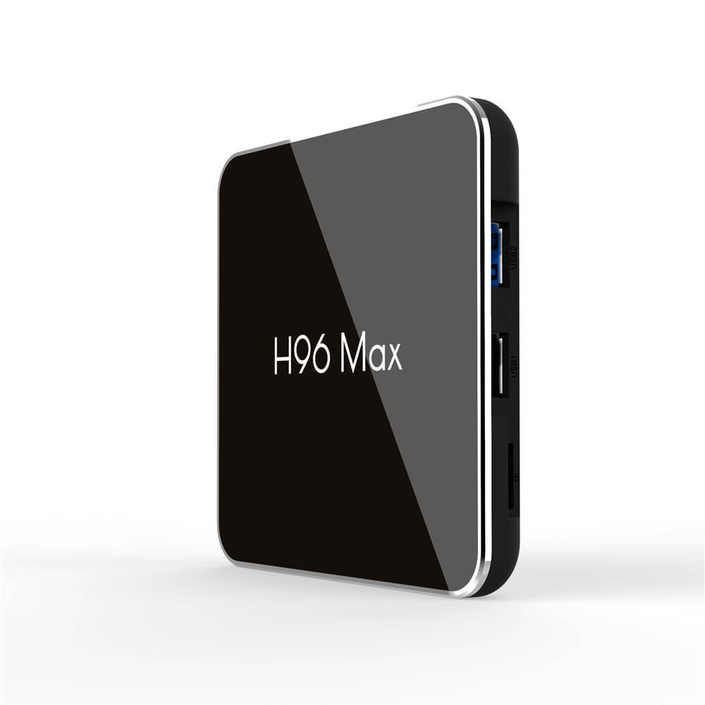 5GHz Dual WiFi Android 8 1 H96 Max X2 S905X2 TV Box with